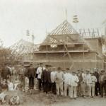 Rejsegilde 1920 på Thurø skole