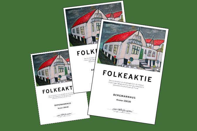Folkeaktier