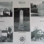 Dækkeservietter pr. stk. kr. 20,- Viser enten Gambøt-motiver, Thurø-skibe, mindesmærker på Thurø eller Thurø kort anno 1806