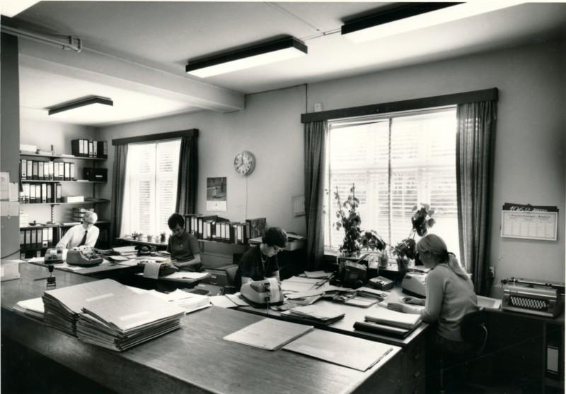 Thurø Kommunekontor 1969