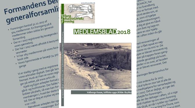 Medlemsblad 2018 – Beretning 2017 …