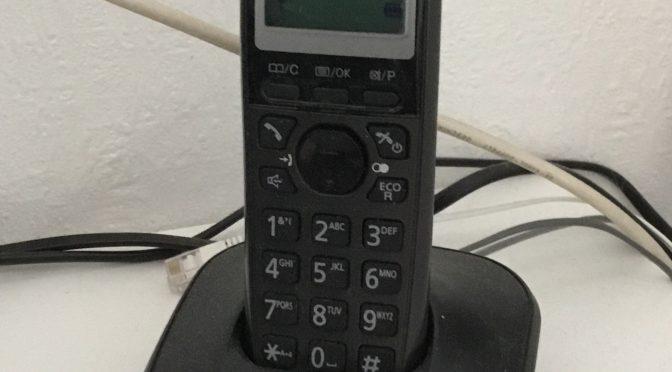nyt telefonnummer