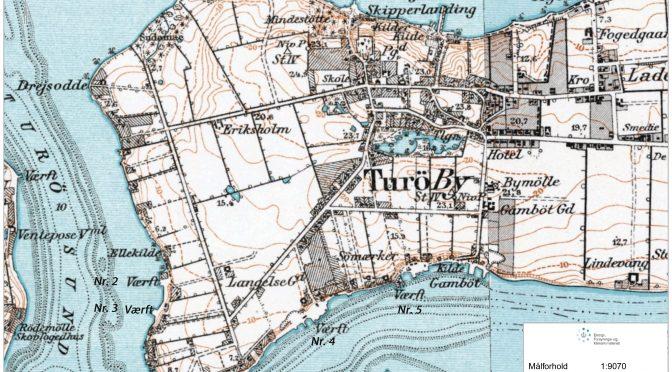 Thurø har haft 5 værfter
